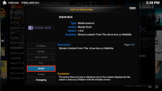 how to watch showbox on kodi