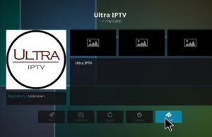 How to Install Ultra IPTV Kodi AddOn?