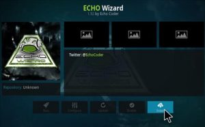 How to Install Echo Wizard on Kodi?